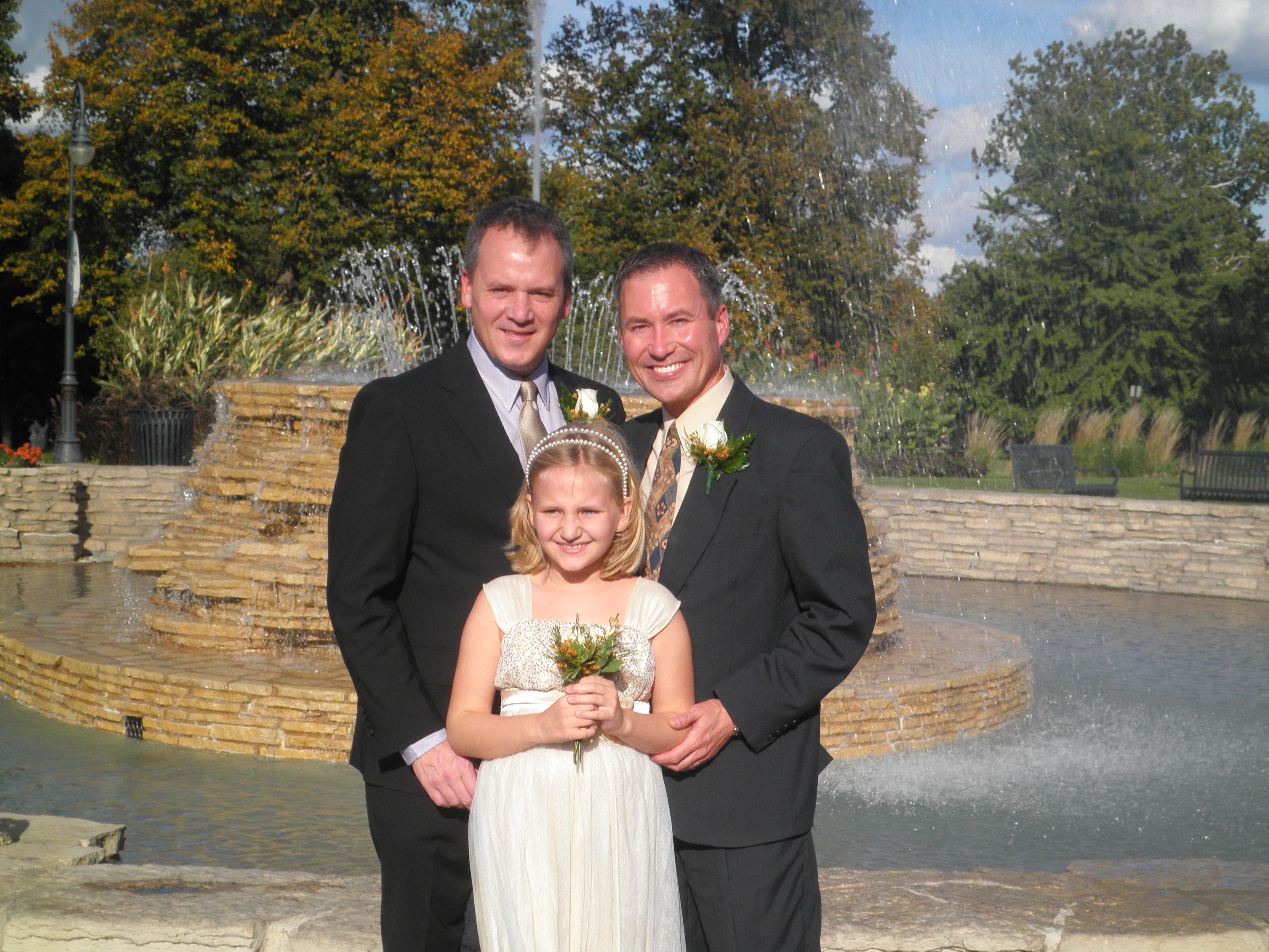 Ray, Anthony, & Gretel