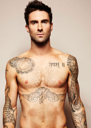 adam-levine-tattoos