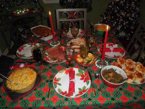 christmasdinner2011