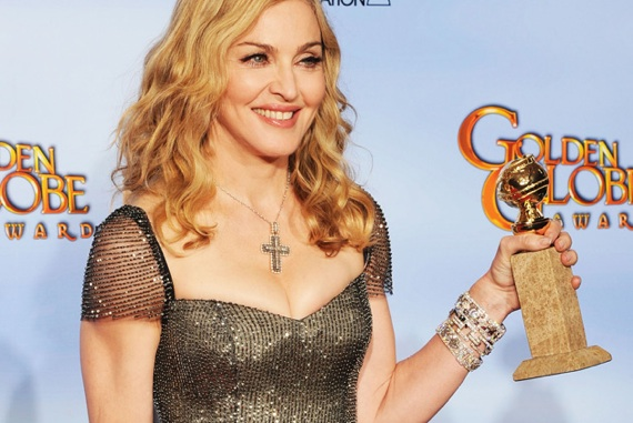 MadonnaGoldenGlobe