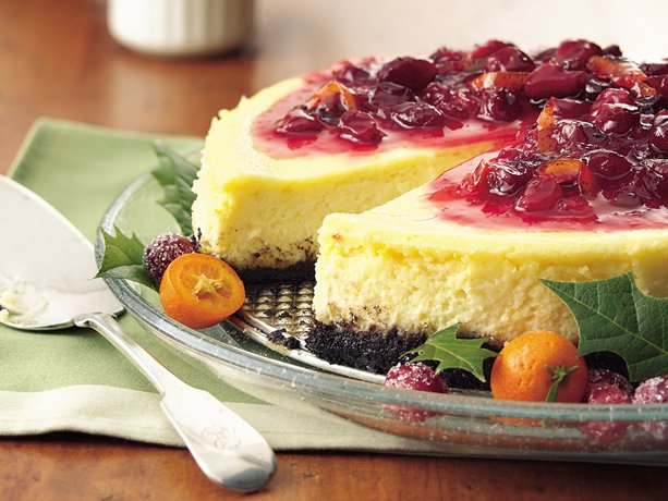 Betty Crocker C-O Cheesecake