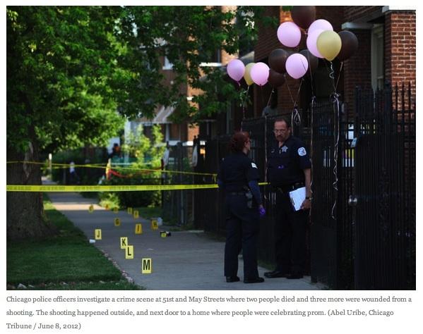 Chicago Police murder investigation
