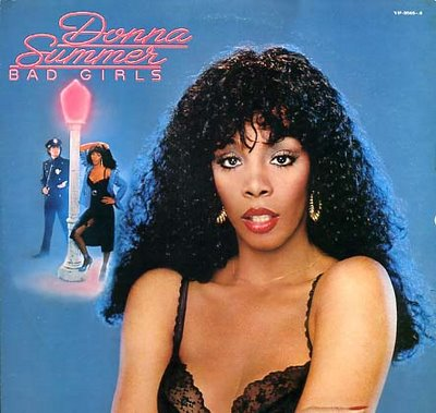 Donna-Summer Bad Girls