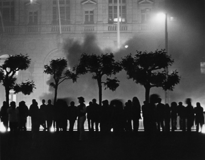 White Night Riot, SF City Hall, May 21, 1979