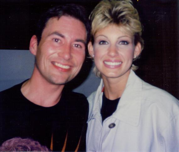 Anthony & Faith Hill