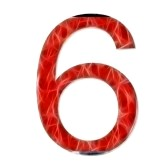 6 red