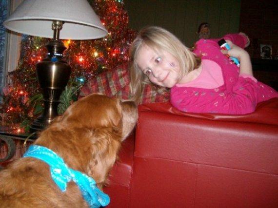 ABBA Gretel Christmas 2009