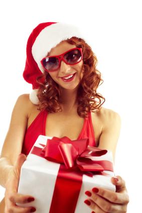 Christmas-Bonus- Woman