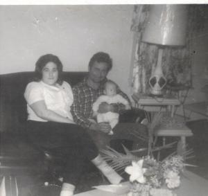 Dessie-Hollie-Anthony -- Fall 1964