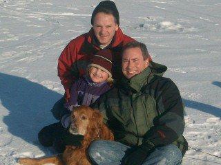 Family Spirit Lake 2010