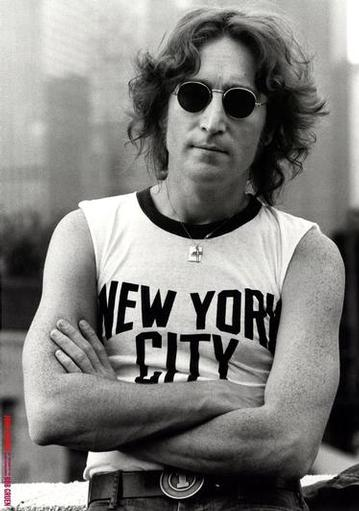 John Lennon NYC