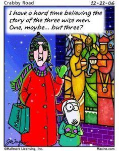 Maxine Wise Men