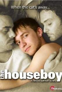 The Houseboy Cover
