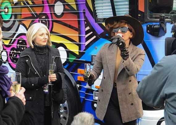 Born Brave Bus Gaga