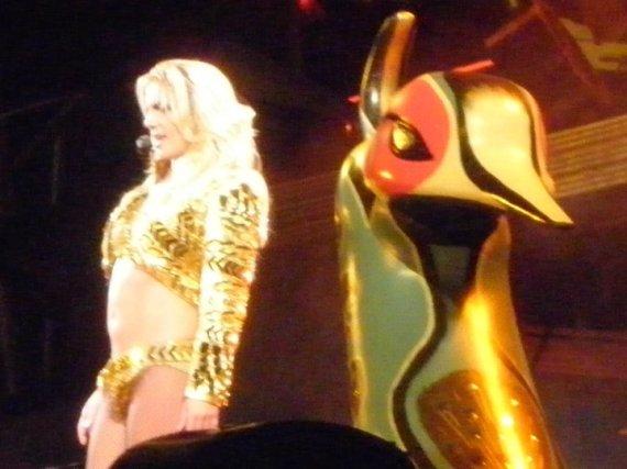 Britney July 2011