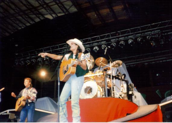 Terri Clark 1996