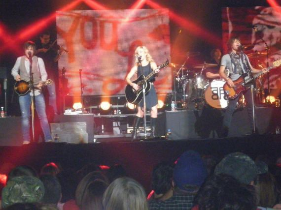 The Band Perry 2011