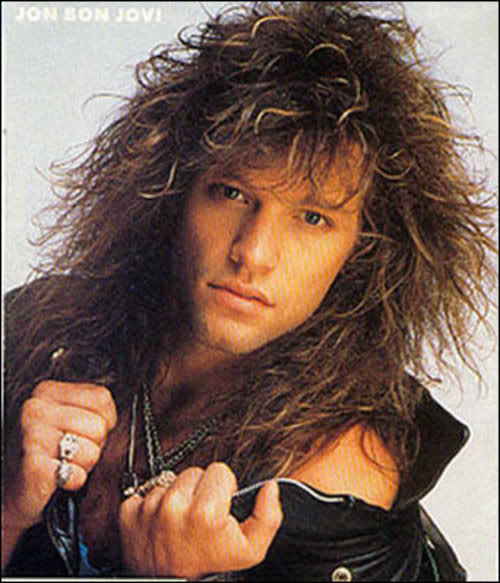 Bon Jovi 1980s