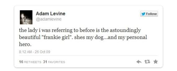 Frankie Tweet