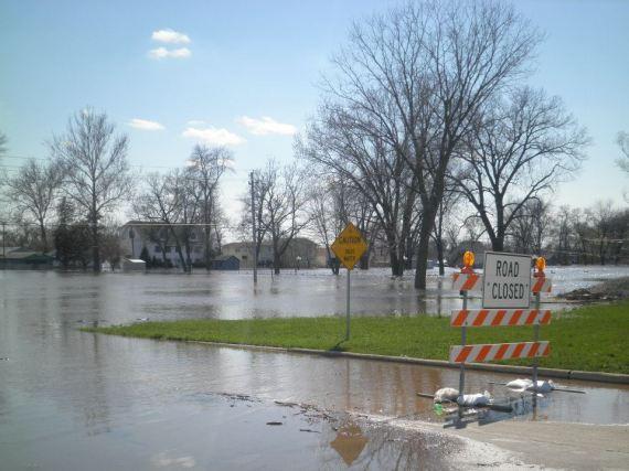 Flooding Moline