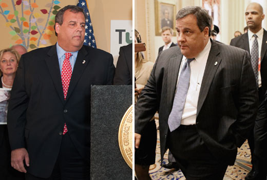 """Christie says, """"I've struggled with this issue for 20 years. For ..."""