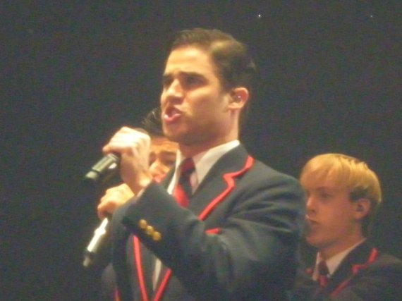 Darren Criss June 4 2011