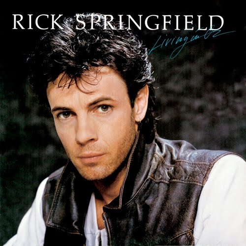 Living In Oz 1983 Rick Springfield