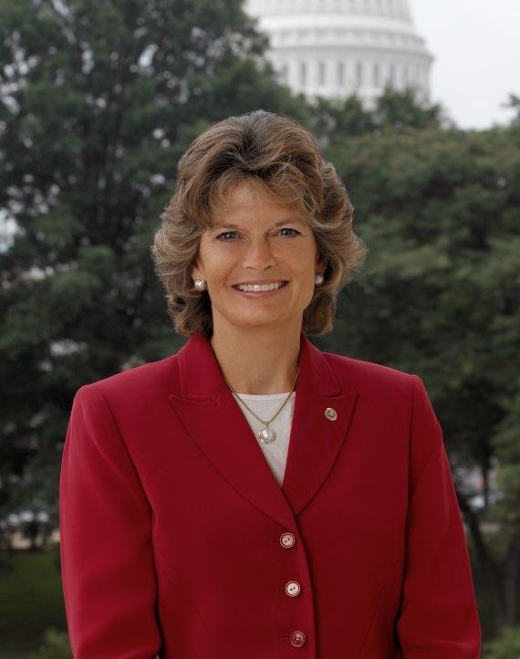 AK Senator Lisa Murkowski