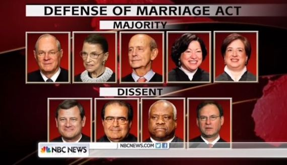 DOMA Justices