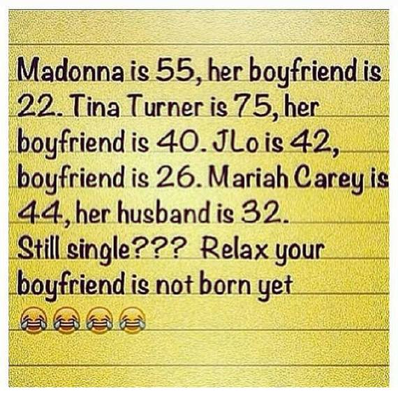 Relax If You're Single