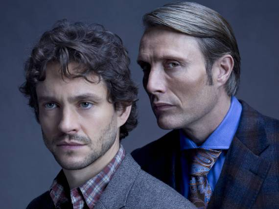 Will Graham and Hannibal