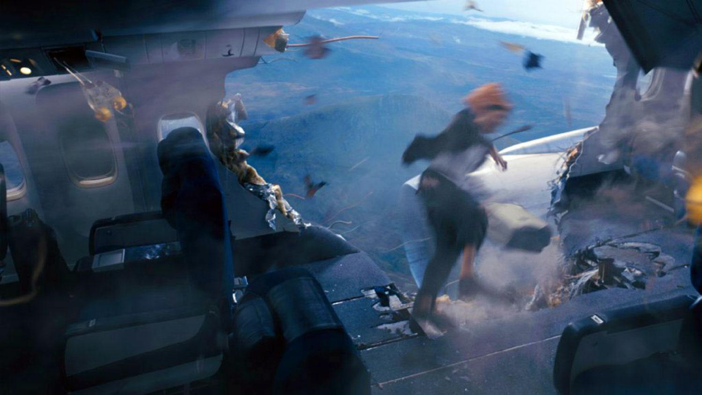 WWZ Airplane Scene