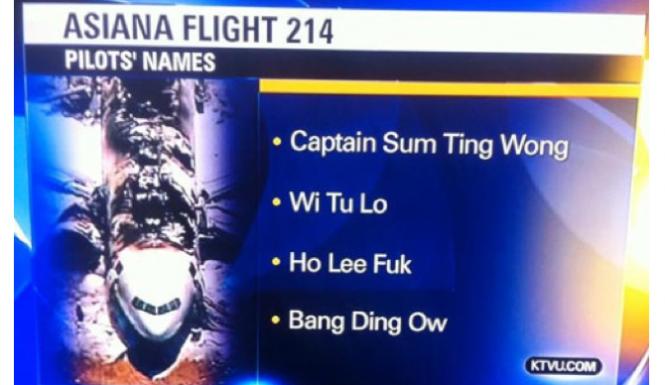 KTVU Asiana Flight 214