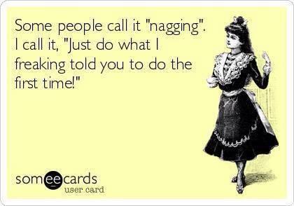 Nagging