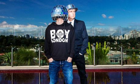 Pet Shop Boys, Electric