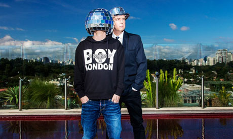 Pet Shop Boys, Electric