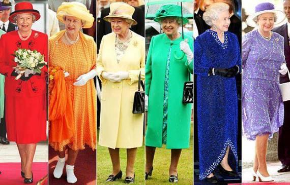 Queen Elizabeth II Pride