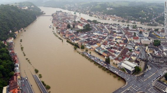Passau Flooding 1