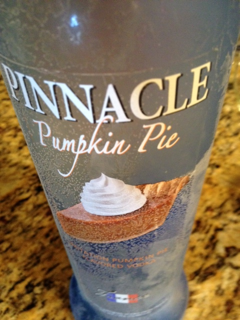 Pumpkin Pie Vodka
