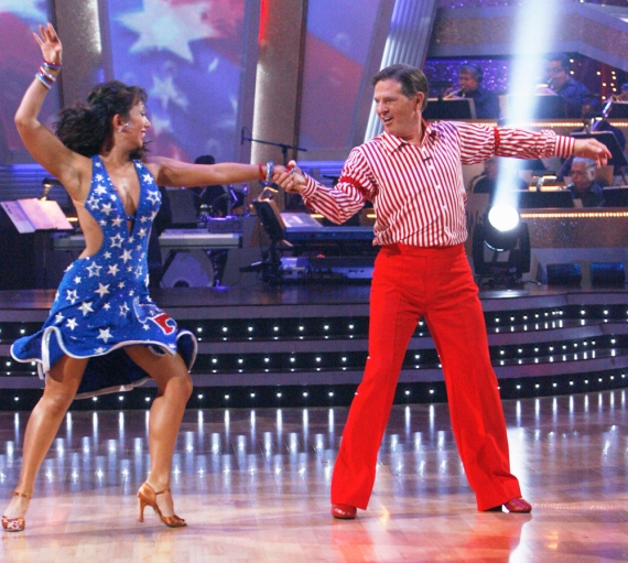 "Image: ABC's ""Dancing With The Stars"" Season Nine - Week Three"