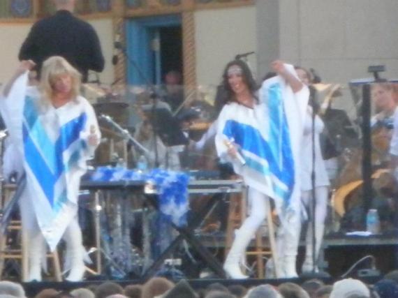 ABBA Riverfront Pops