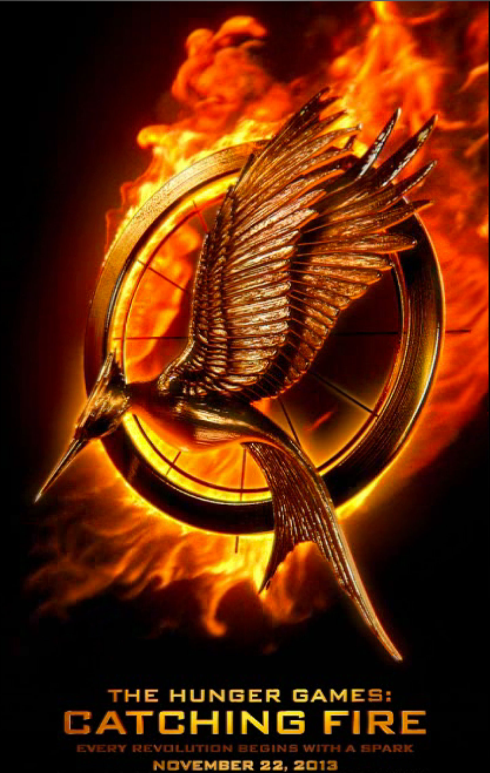 hunger games catching fire The hunger games: catching fire directed by francis lawrence lionsgate  although they've left the arena, the games aren't over.