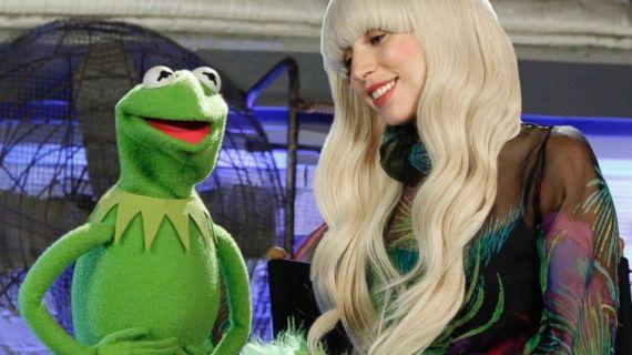 ABC Lady Gaga Muppets