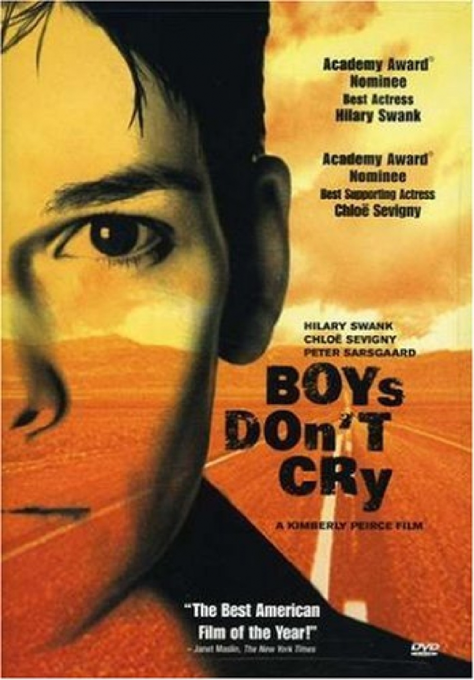 boys dont cry This coming-of-age story about teenagers living in present-day warsaw follows aspiring violinist kuba brenner (maciej stuhr), who spends much of his time trying to introduce his painfully shy.