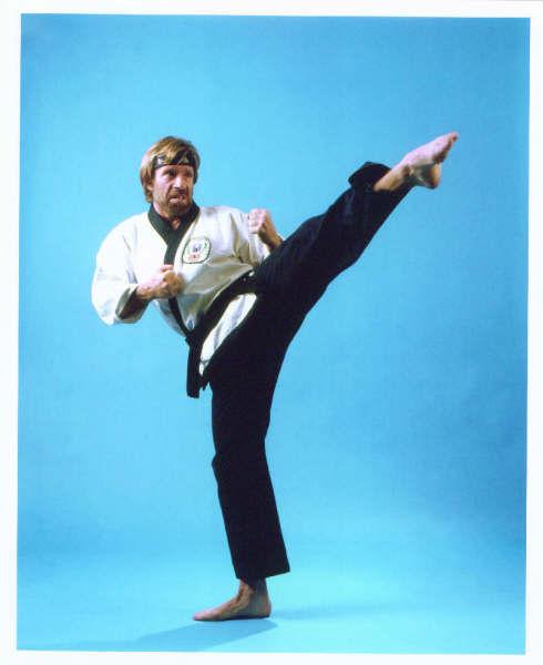 Chuck Norris Kickboxing