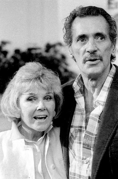 Doris Day Rock Hudson 1985
