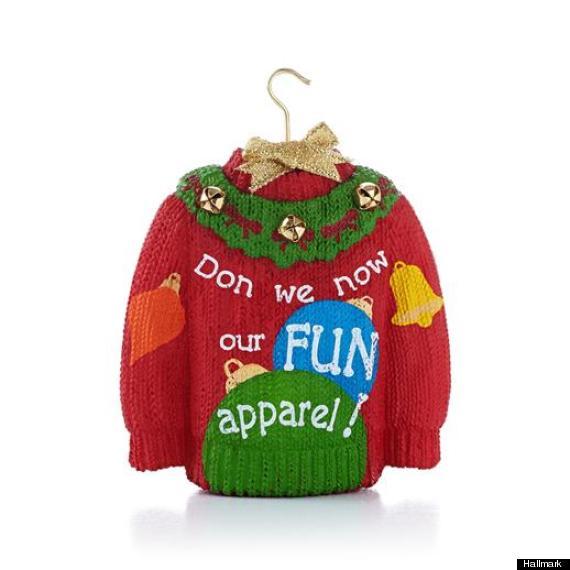 Hallmark Sweater
