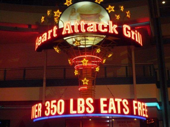 Heart Attack Grill Las Vegas