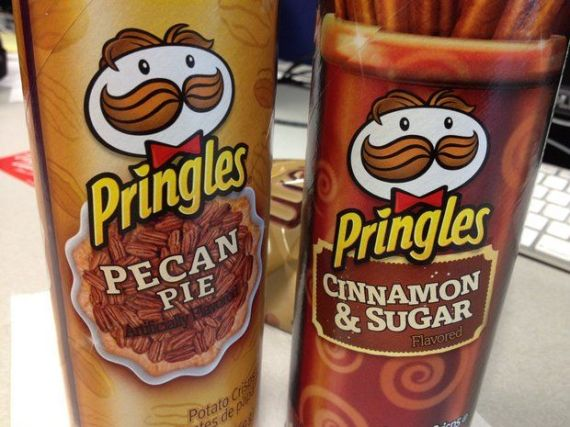 Limited Time Only Pringles