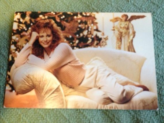 Reba Christmas Card